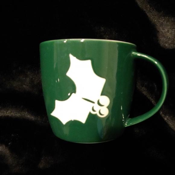 Mug 2011 Green Coffee Starbucks Holly eW9EYHD2I